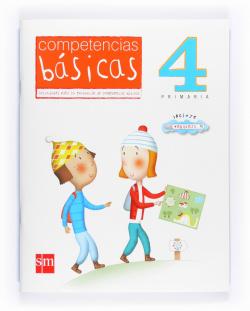 (10).CUAD.COMPETENCIAS BASICAS 4º.PRIMARIA
