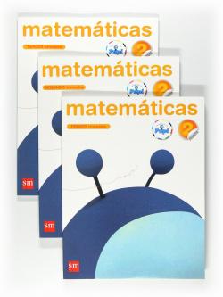 ANT/(11).MATEMATICAS 2º.PRIM.*TRIMESTRAL* (CONECTA PUPI)