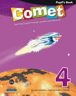 (11).INGLES COMET 4º.PRIM.(ACTIVITY).(+CD) (DAYTON)