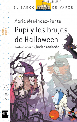Pupi y las brujas de halloween