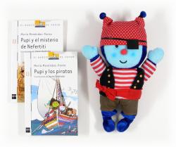 Pupi y piratas+Pupi misterio nefertiti