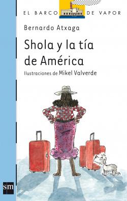Shola y la tia de america