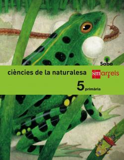 ANT/(VAL).(14).CIENCIES NATURALESA 5E.PRIM.(SABA) VALENCIA