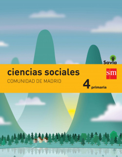 (MAD).(15).C.SOCIALES 4º.PRIM.*MADRID* (SAVIA) INTEGRADO