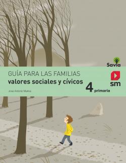 (15).VALORES SOCIALES CIVICOS 4º PRIMARIA. (SAVIA)