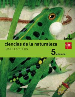 (C.L).(15).C.NATURALEZA 5º.PRIM.*C.LEON* (SAVIA) INTEGRADO
