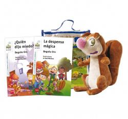 Pack de Rasi con mascota