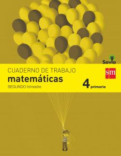ANT/(15).CUADERNO MATEMATICAS 2 (4º.PRIM).(SAVIA)