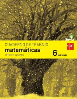 ANT/(15).CUADERNO MATEMATICAS 3 (6º PRIMARIA).(SAVIA)