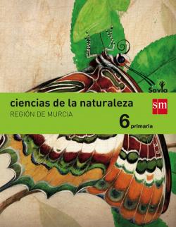 (MUR).(15).CIENCIAS NATURALES 6ºPRIMARIA (SAVIA) INTEGRADO
