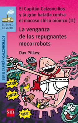La venganza de los repugnantes microrrobots