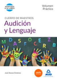 Audición y lenguaje. Volumen práctico