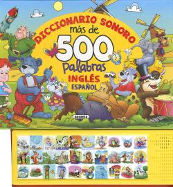DICCIONARIO SONORO MAS DE 500 PALABRAS INGLES ESPAÑOL