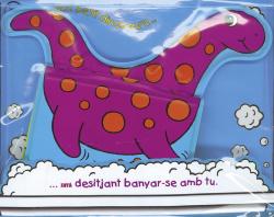 Un dinosaure a la meva banyera