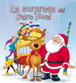 La sorpresa del Pare Noel (Desplegables de Nadal)
