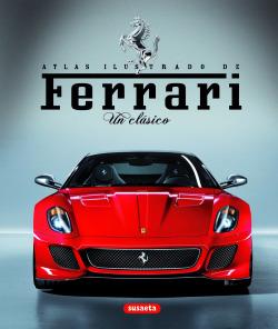 Atlas ilustrado de Ferrari