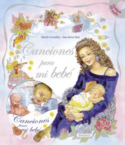 Canciones para mi bebé con CD