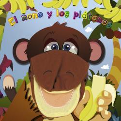 El mono y los plátanos