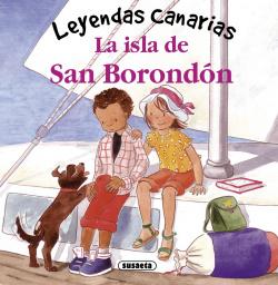 Isla de san borondon. leyendas canarias