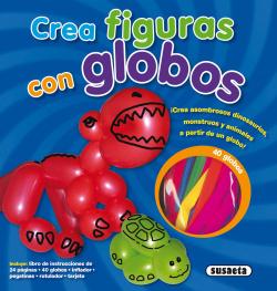 Crea figuras con globos
