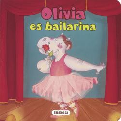 Olivia es bailarina