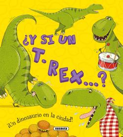 ¿Y si un t-rex...?