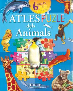 Atles puzle dels animals