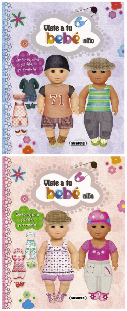 Viste a tu bebé niño-niña