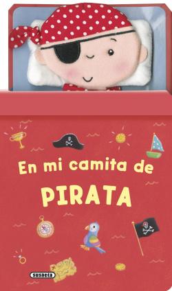 En mi camita de pirata