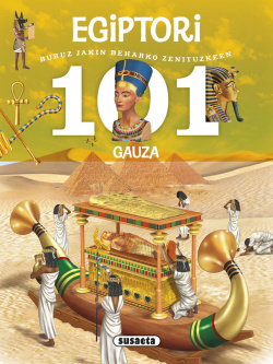 101 gauza buruz jakin beharko zenituzkeen Egiptori