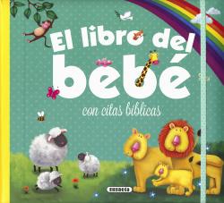 El libro del bebé con citas bíblicas