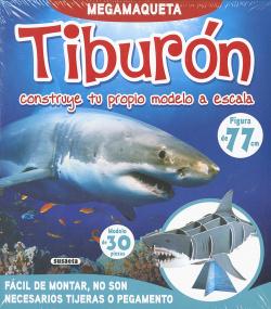 TIBURON, CONSTRUYE TU PROPIO MODELO A ESCALA