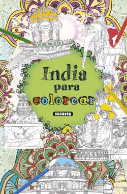 India para colorear