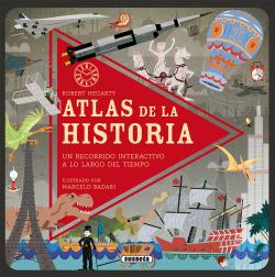 ATLAS DE LA HISTORIA, RECORRIDO INTERACTIVO LARGO DE TI