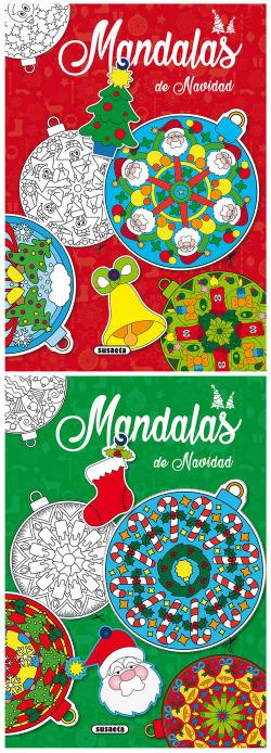 MANDALAS DE NAVIDAD