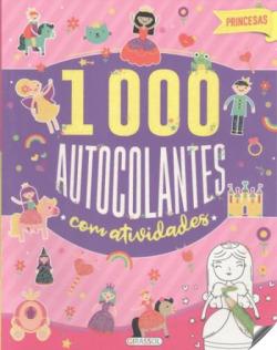 PRINCESAS (1000 AUTOCOLANTES COM ACTIVIDADES)