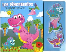 Los dinosaurios y el pequeño tricerátops