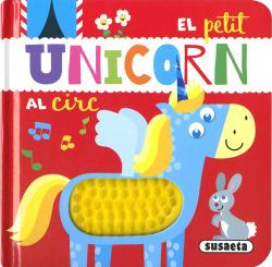 El petit unicorn al circ