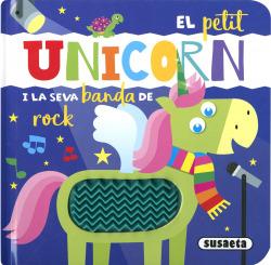 El petit unicorn i la seva banda de rock