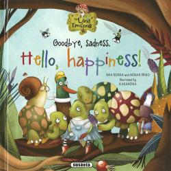 Goodbye, sadness. Hello, happiness!