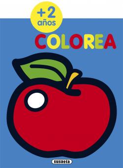 Colorea por edades 2 años