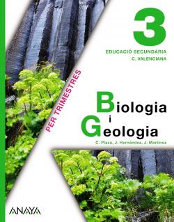ANT/(VAL).(11).BIOLOGIA I GEOLOGIA 3R.ESO TRIMESTRES