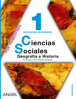 ANT/(CANT).(11).SOCIALES 1º.ESO GEOGRAFIA E HISTORIA.(CANT