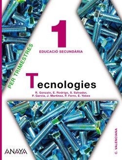 TECNOLOGIES 1R.ESO TRIMESTRES