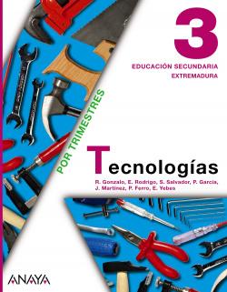 TECNOLOGIAS 3ºESO (EXTREMADURA)