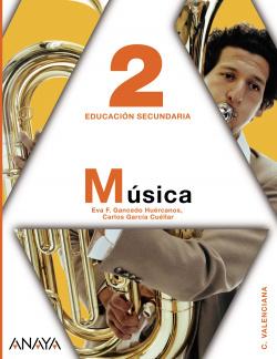 ANT/(12).MUSICA 2º.ESO (VALENCIA) *EN CASTELLANO*
