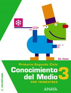 ANT/(12).CONOCIMIENTO 3º.P.(VALENCIA) /EN LINEA CASTELLANO