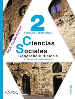 SOCIALES 2º.ESO (ARAGON).GEOGRAFIA E HISTORIA