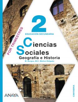 SOCIALES 2ºESO (CANTABRIA).GEOGRAFIA HISTORIA