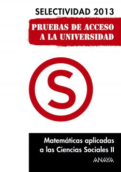 Selec.matematicas II ciencias sociales